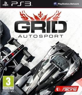 Grid Autosports Ps3 Original Entrega Inmediata
