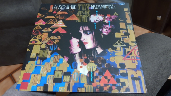 Lp Siouxsie And The Banshees - A Kiss In The Dreamhouse