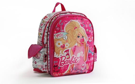 Mochila De Espalda Barbie Jardin 16221 Original 12