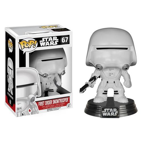 Funko Pop - First Order Snowtrooper 67 - Star Wars Original