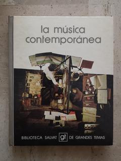 La Música Contemporánea, Biblioteca Salvat