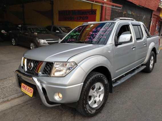 Nissan Frontier 2.5 Sel 4x4 Diesel Automatico Multimidia