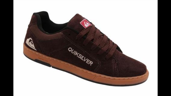 Promoção Tênis Quiksilver Skate Bordado!!!!!!!