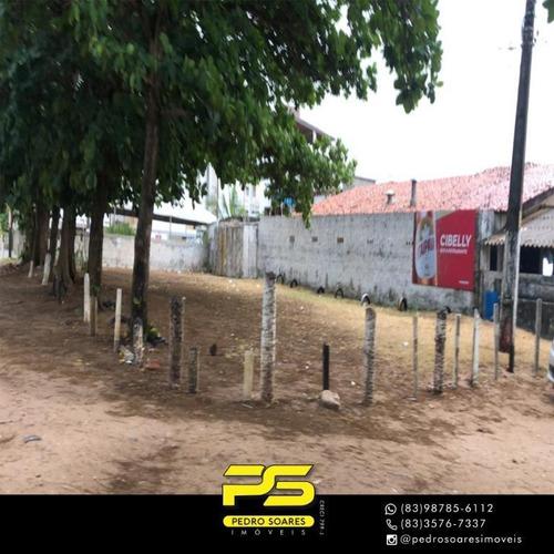 Terreno À Venda, 640 M² Por R$ 1.500.000 - Amazônia Park - Cabedelo/pb - Te0175