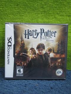 Videojuego Nintendo Ds Harry Potter