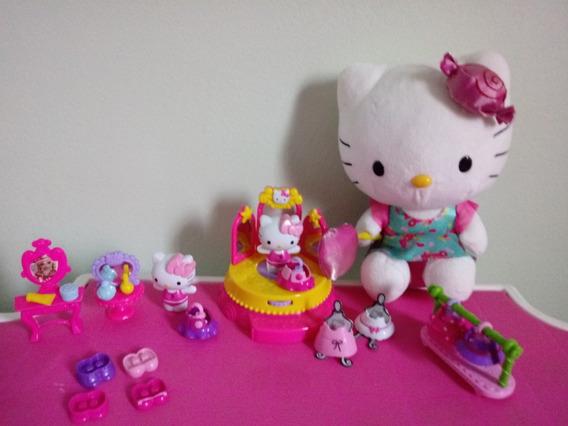 Kit Hello Kitty Sem A Pelucia