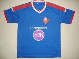 Camisa Do Football Club Goa - India - Andre Santos - Futebol