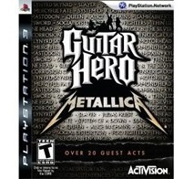 Guitar Hero Metallica Ps3 Nuevo Sellado