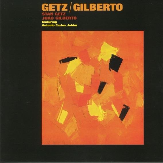 João Gilberto Stan Getz Lp Getz Gilberto 180 Gr Gatefold Imp
