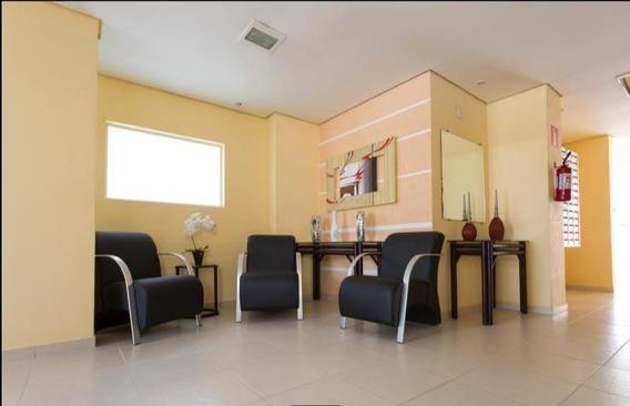Apartamento Para Venda Em São Bernardo Do Campo, Jardim Olavo Bilac, 2 Dormitórios, 1 Banheiro, 2 Vagas - Sb054