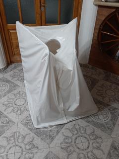 Baño Sauna Portátil Con Vaporizador