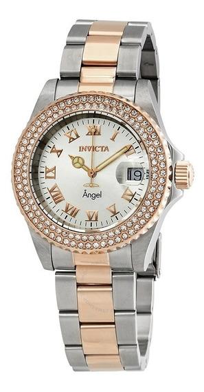 Promoção Relógio Feminino Invicta Original Angel 21322
