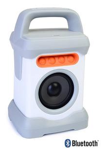 Altavoz Grande Bluetooth Boom Sound Ipx4 Waterproof Agua Mp3