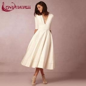 Lindo Vestido Midi Moda Evangelica Elegante Cod#li