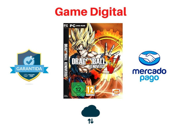 Dragon Ball Xenoverse Envio Rápido Pc