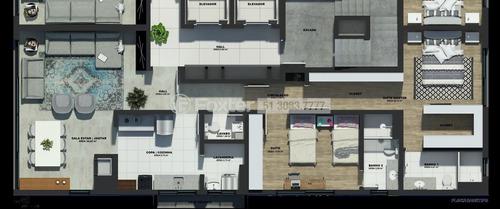 Imagem 1 de 3 de Apartamento, 2 Dormitórios, 107.73 M², Petrópolis - 179389