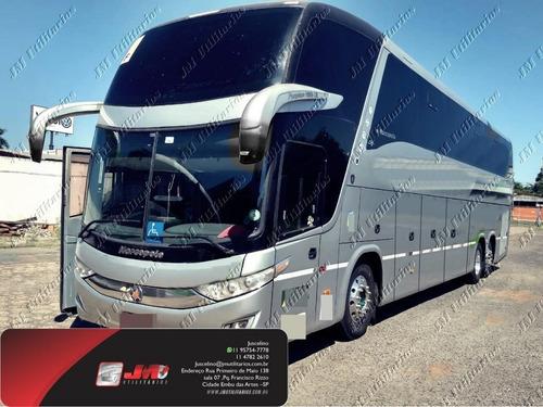 Paradiso Ld 1600 G7 Ano 2013 Scania K360 Jm Cod.266