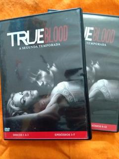 True Blood 2 Temporada Box Dvd Original