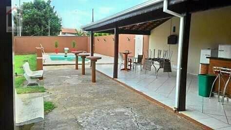 Chácara Com 2 Dormitórios À Venda, 1000 M² Por R$ 420.000 - Parque Residencial Abílio Pedro - Limeira/sp - Ch0002