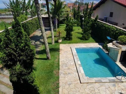Casa No Bairro Cibratel 2, Em Itanhaém, Ref. C2384 L C