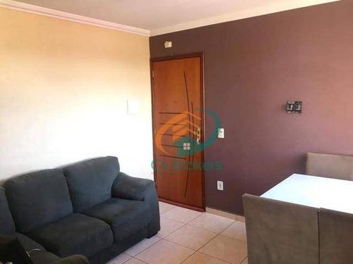 Imagem 1 de 20 de Apartamento Com 2 Dormitórios À Venda, 42 M² Por R$ 175.000,00 - Jardim Do Triunfo - Guarulhos/sp - Ap2725