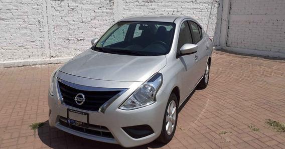 Nissan Versa 2019 4p Sense L4/1.6 Aut