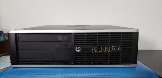 Computador Hp Compaq 6200 Pro I5 8gb Ssd 120gb + Hd 500gb