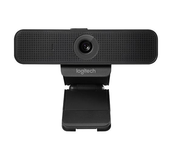 Webcam Full Hd C925e - Logitech Com Garantia