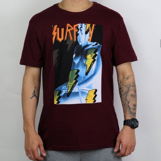Camisetas Originales Surflay 100% Qualidade