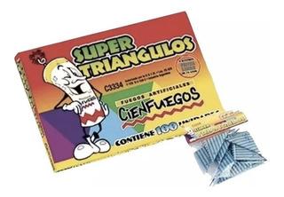 Super Triangulos Petardo X 10 Cienfuegos Fuegos Artificiales