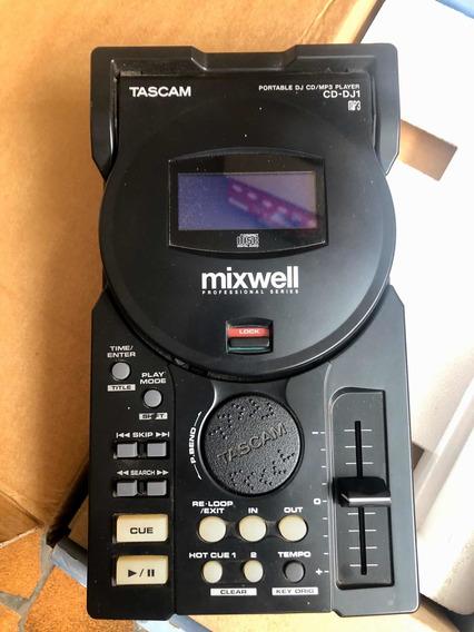 Cdj Tascam Mixwell Cd-dj1 Mp3