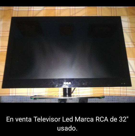 Tv Rca De 32 Pulgadas En Perfecto Estado.