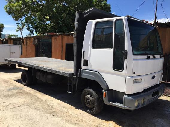 Ford Cargo 815 Plataforma Y Barandas