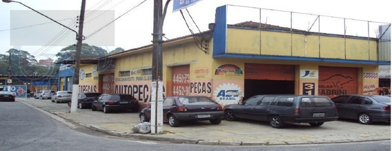 Terreno Para Venda, 1476.6 M2, Vila Luzita - Santo André - 1818