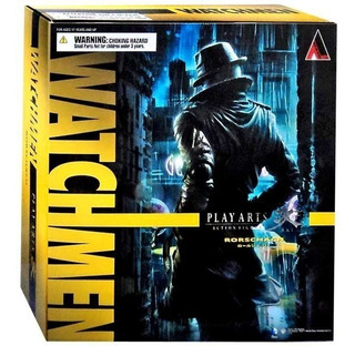 Square Enix Play Arts Kai Watchmen Rorschach No Comedian