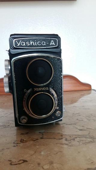 Maquina Fotografica Yashica A