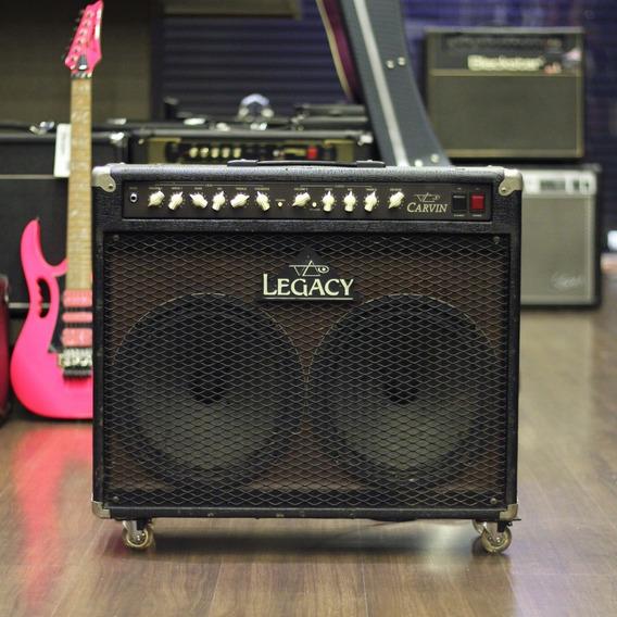 Amplificador Carvin Legacy Steve Vai, Somos Loja!
