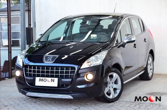 Peugeot 3008 1.6 Allure Thp 2012 Preto Automático Excelente