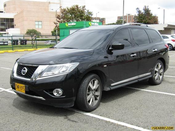 Nissan Pathfinder Tp 3500cc Aa Ct 4x4 7p Fe