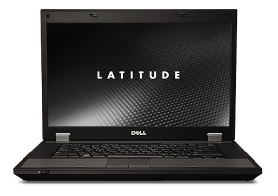 Notebook Dell Latitude E5510 Men 4gb Porta Serial Win