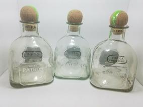 Botelllas Vacias De Tequila