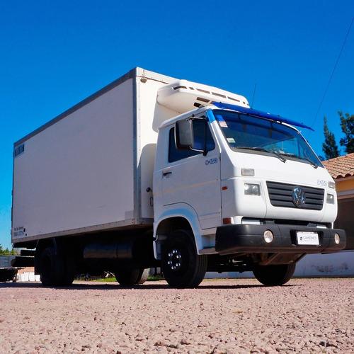 Camion Volkswagen 9150 '00 C/ Furgón Térmico Y Eq. De Frío