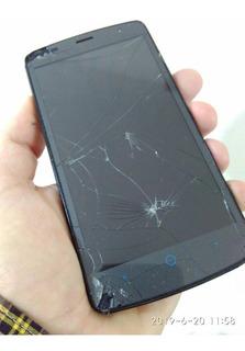 Smartphone Zte Blade L5 Completo Envio Imediato Leia!