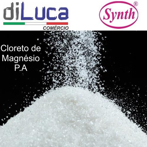 Cloreto De Magnésio Pa Laudo Synth 1kg