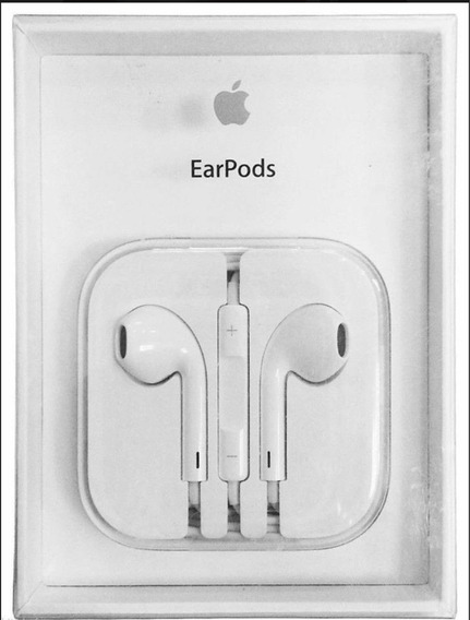 Fones Apple Eaepods