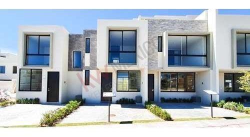 Casa En Venta En Coto Zoi Boreales Residencial Modelo Ilios