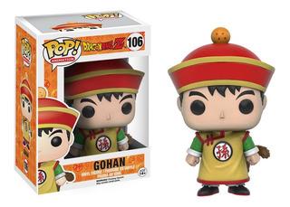 Funko Pop Gohan #106 Dragon Ball Z Jugueterialeon