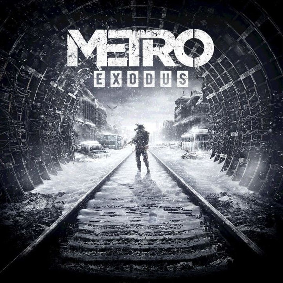 Metro Exodus Versão Gold Pc Offline