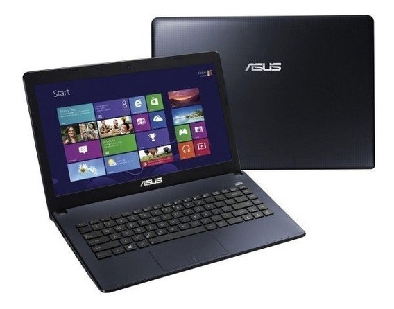 Notebook Asus X401u Amd Dual Core 500gb Windows 14
