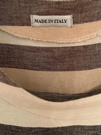 Vestido Lino Italiano